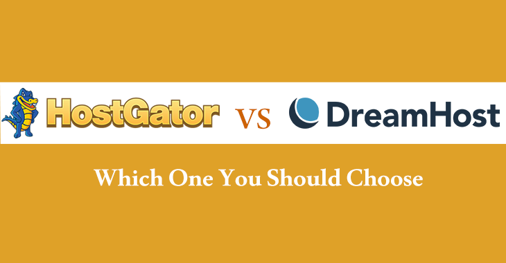HostGator VS DreamHost Comparison Based on Domain Allowances