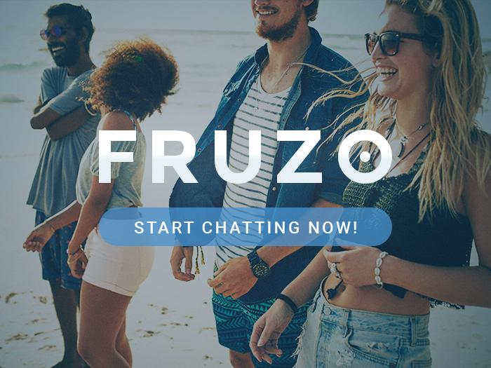 Fruzo App - Chat with Strangers Online